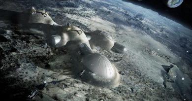 Space Mining Plans