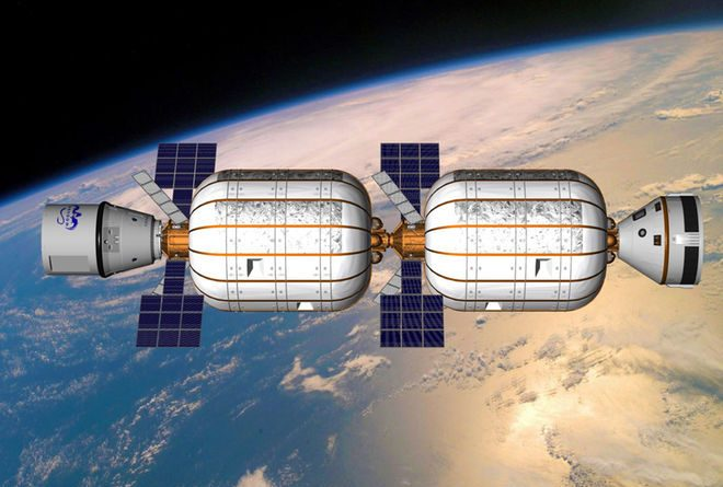Private Space Stations?