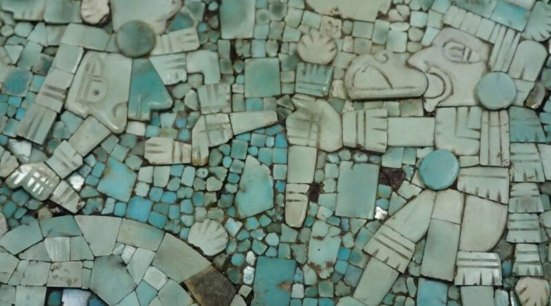 Turquoise Trading in Mesoamerica